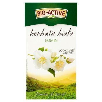 Big-Active Herbata biała jaśmin 30 g (20 x 1,5 g) (2)