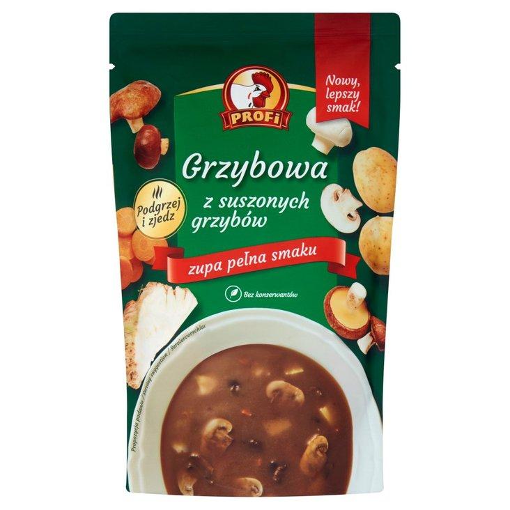 Profi Grzybowa z suszonych grzybów 450 g (1)