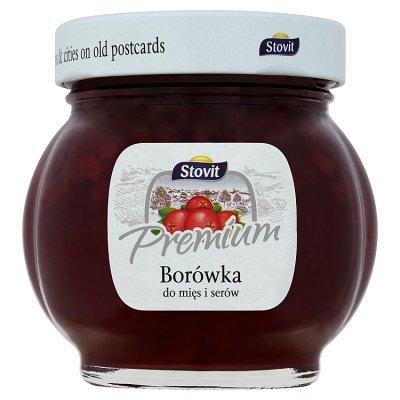 Stovit Borówka Dodatek do mięs i serów premium 250 g (3)