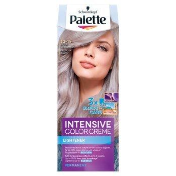 Palette Intensive Color Creme Farba do włosów chłodny srebrny blond 10-19 (1)