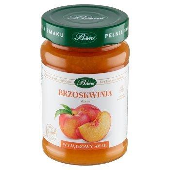 Bifix Dżem brzoskwinia o obniżonej zawartości cukru 290 g (1)