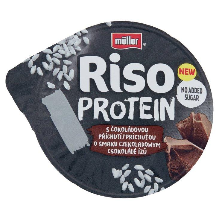 Müller Riso Protein Deser mleczno-ryżowy o smaku czekoladowym 180 g (2)