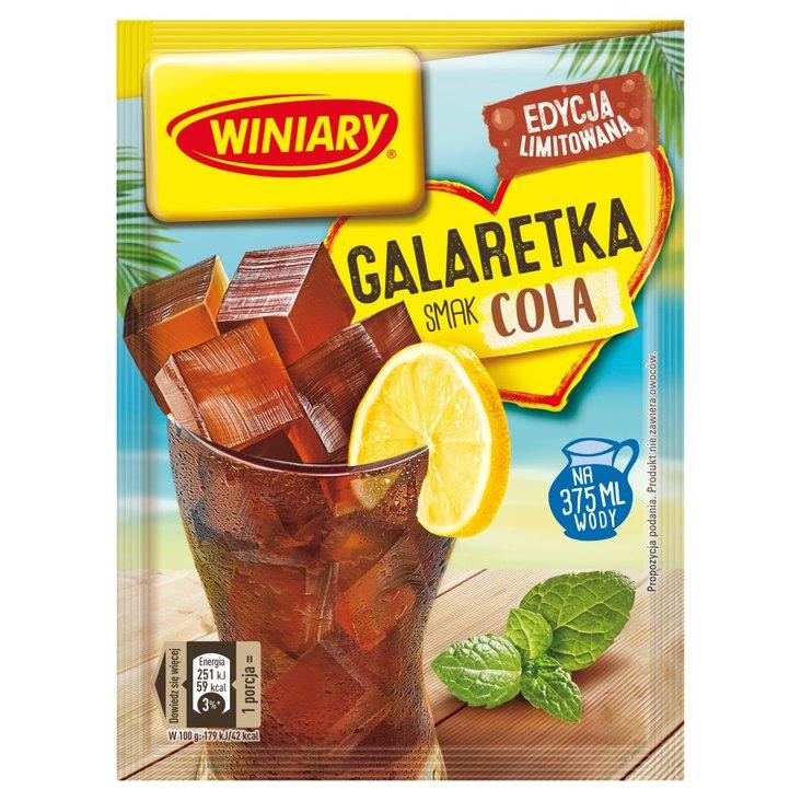 Winiary Galaretka smak cola 47 g (1)