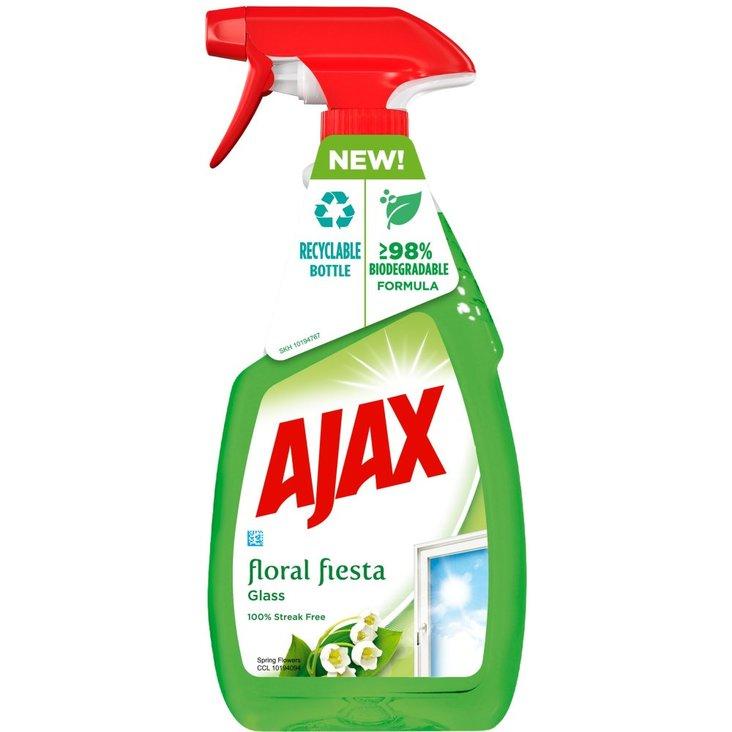 Ajax Floral Fiesta Sprig Flower Płyn do szyb 500 ml (1)