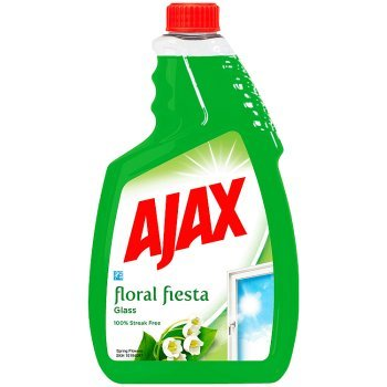 Ajax Floral Fiesta Wiosenne kwiaty Płyn do szyb Zapas 750 ml (1)