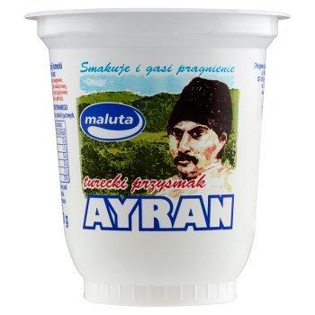 Maluta Ayran Turecki przysmak 320 g (2)