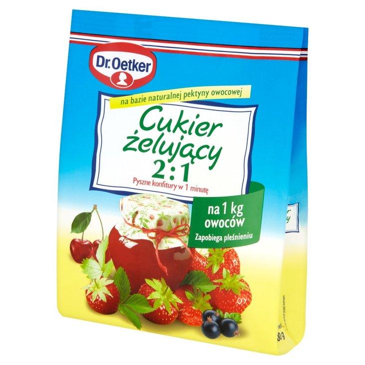 Dr. Oetker Cukier żelujący 2:1 500 g (1)