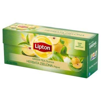 Lipton Herbata zielona pigwa 40 g (25 torebek) (1)
