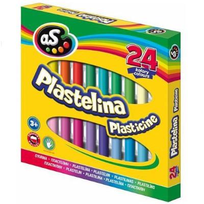 ASTRA PLASTELINA 24 KOLORÓW (2)