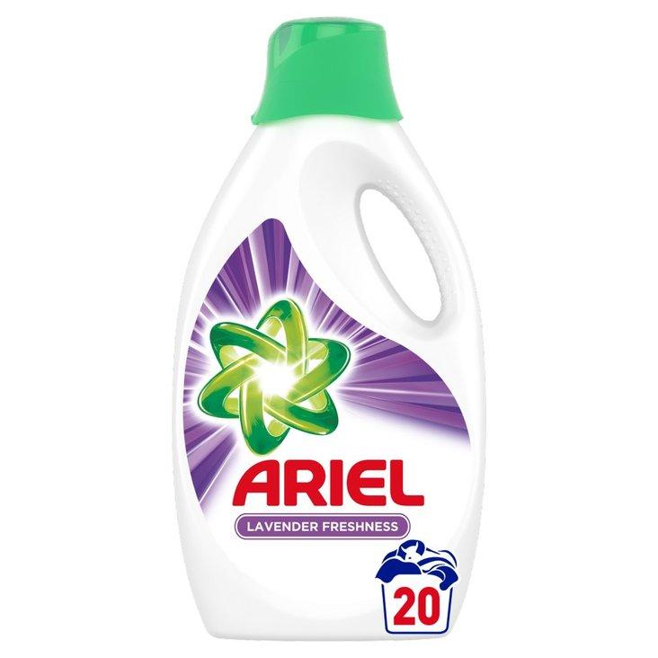 Ariel Lawenda Płyn do prania, 1.1l, 20 prań (2)
