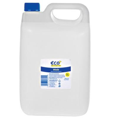 WODA DEMINERALIZOWANA 5L ECO+ (1)