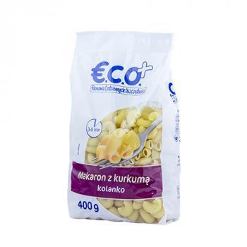 €.C.O.+  Makaron z kurkumą kolanko 400g (1)