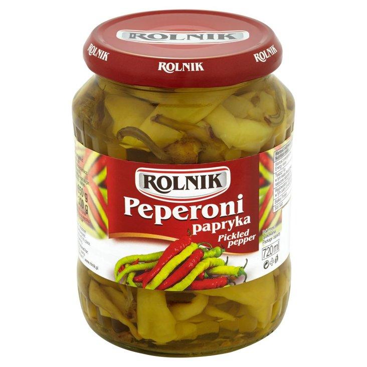 Rolnik Peperoni papryka 650 g (1)