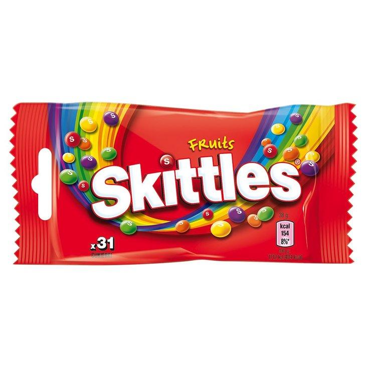 Skittles Fruits Cukierki do żucia 38 g (1)