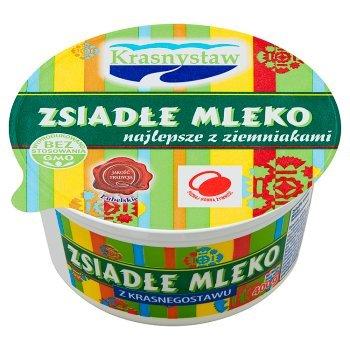 Krasnystaw Zsiadłe mleko z Krasnegostawu 400 g (1)