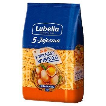 Lubella 5-Jajeczna Makaron krajanka 400 g (1)