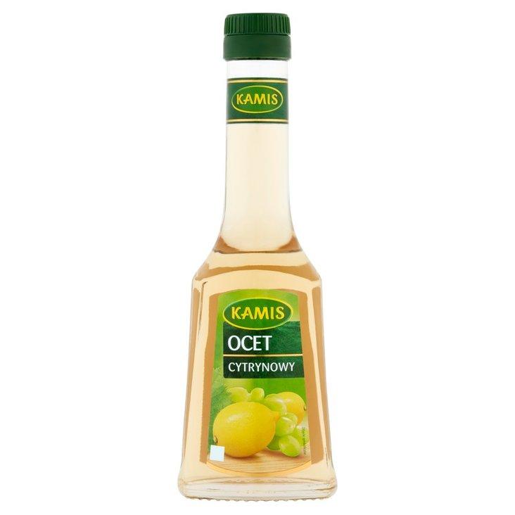 Kamis Ocet cytrynowy 250 ml (1)