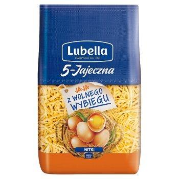 Lubella 5-Jajeczna Makaron nitki 400 g (2)
