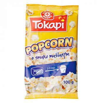 WM Popcorn o smaku maślanym 100g (1)