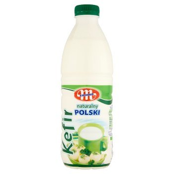 Mlekovita Kefir Polski naturalny 1 kg (1)