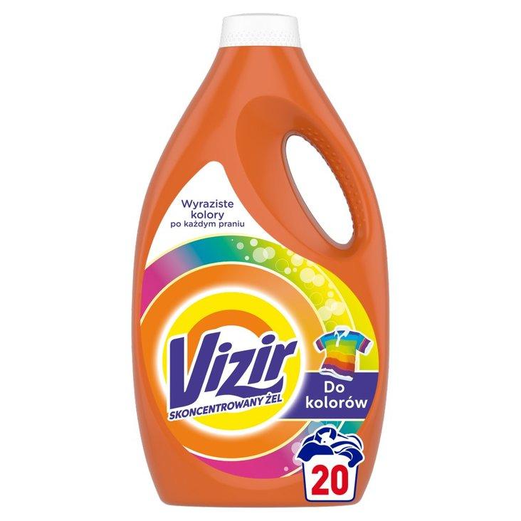 Vizir Color Płyn do prania do kolorów 1,1l, 20prań (1)