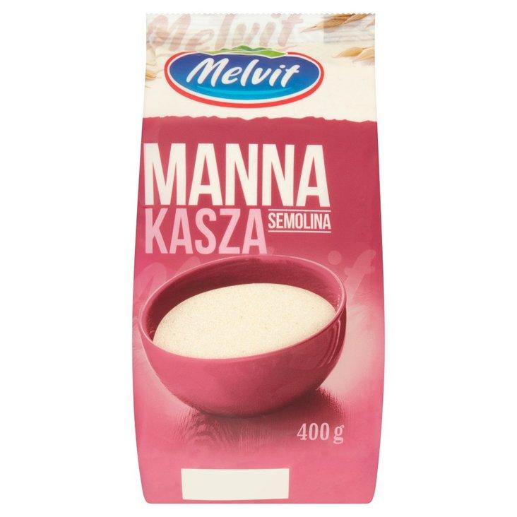 Melvit Kasza manna 400 g (1)