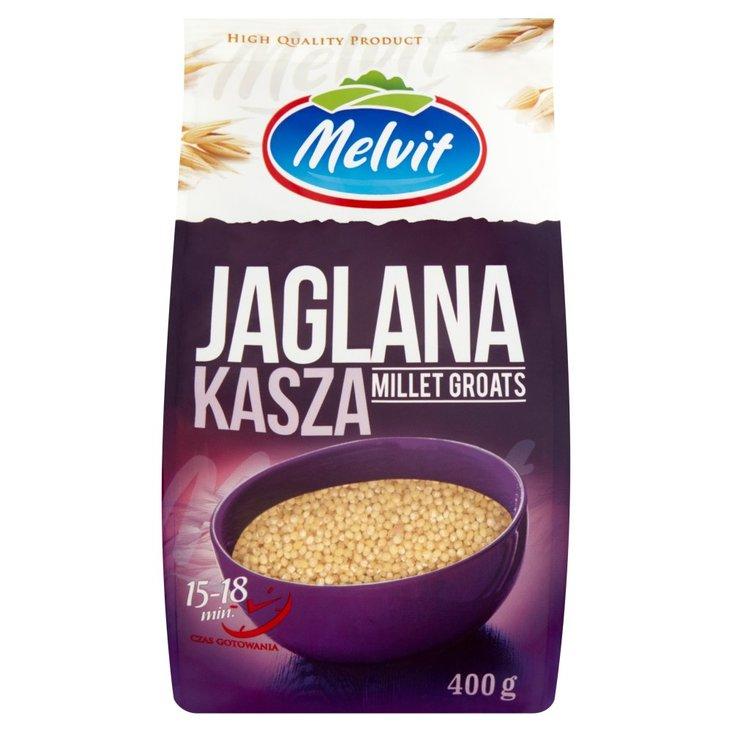 Melvit Kasza jaglana 400 g (1)