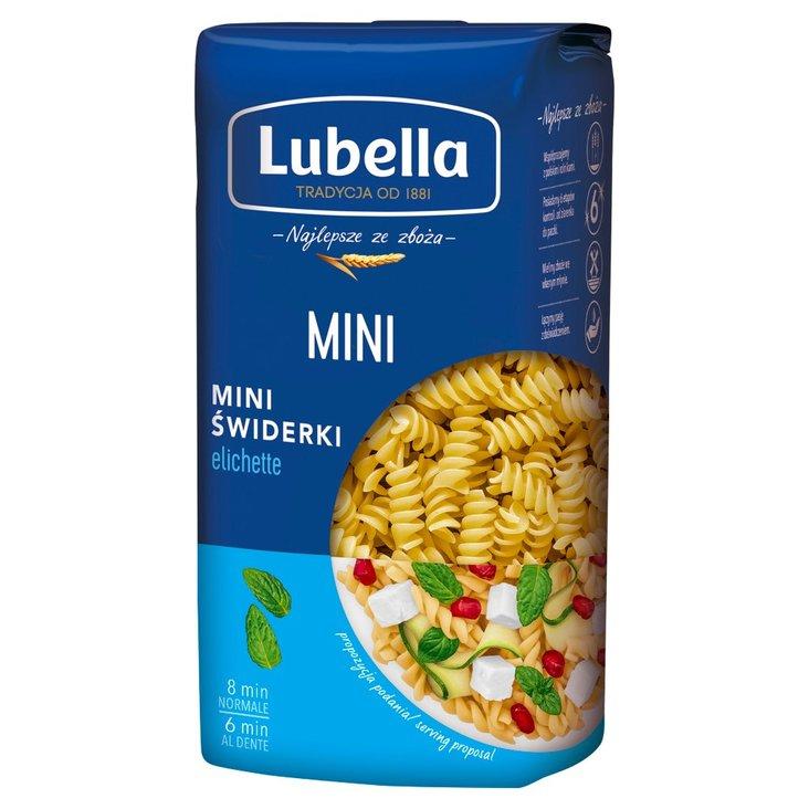 Lubella Makaron mini świderki 400 g (1)