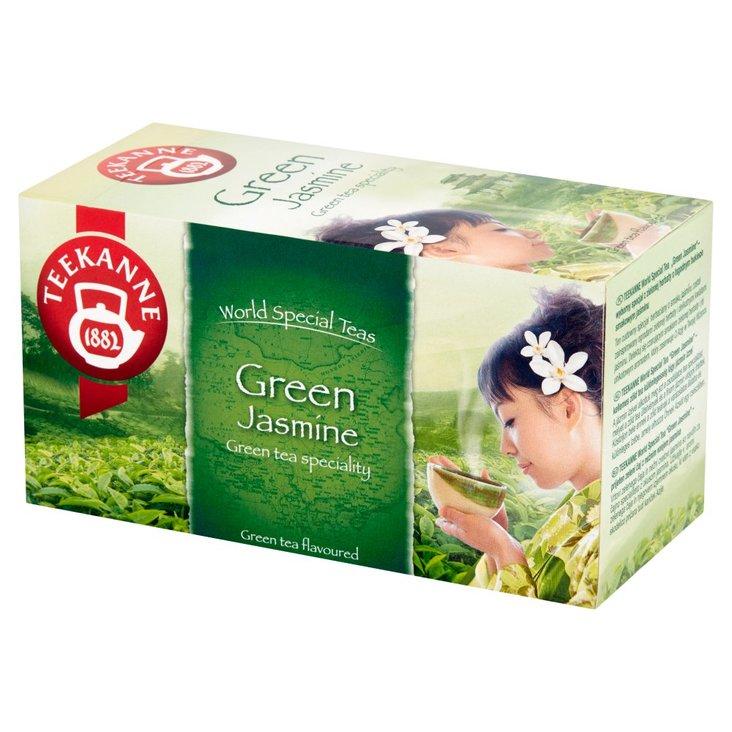Teekanne World Special Teas Green Jasmine Herbata zielona o smaku jaśminowym 35 g (20 x 1,75 g) (1)