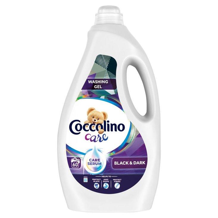 Coccolino Care Żel do prania czarnych i ciemnych tkanin 2,4 l (60 prań) (1)