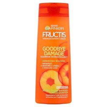 Garnier Fructis Goodbye Damage Szampon wzmacniający do włosów bardzo zniszczonych 400 ml (1)