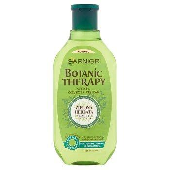 Garnier Botanic Therapy Szampon do włosów normalnych Zielona herbata eukaliptus & cytrus 400 ml (1)