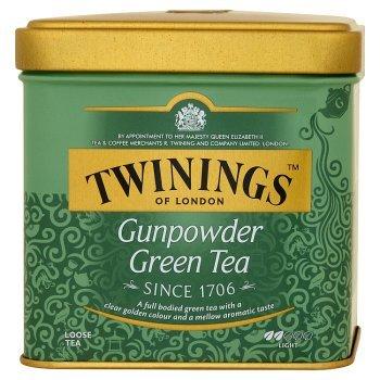 Twinings Gunpowder Zielona herbata liściasta 100 g (1)