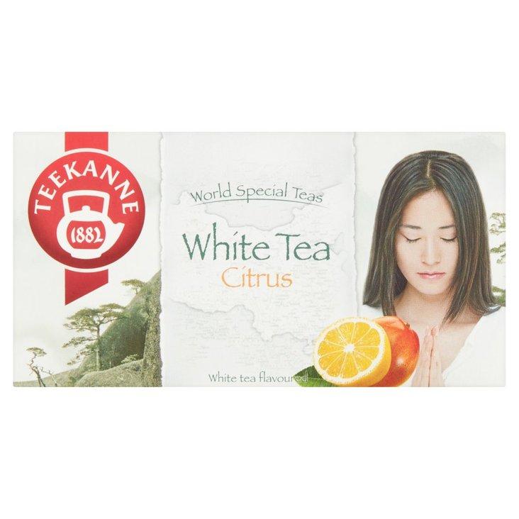 Teekanne World Special Teas Herbata biała o smaku cytryny i mango 25 g (20 x 1,25 g) (2)