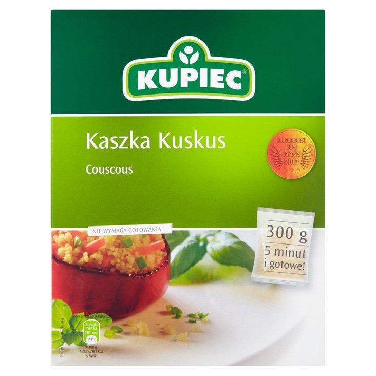 Kupiec Kaszka kuskus 300 g (2)