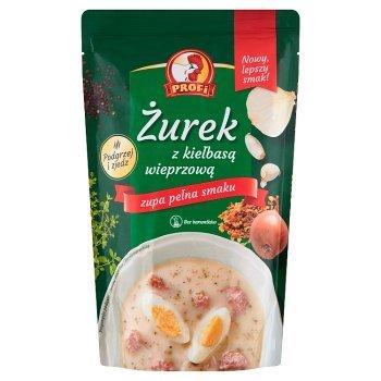 Profi Żurek z kiełbasą wieprzową 450 g (1)