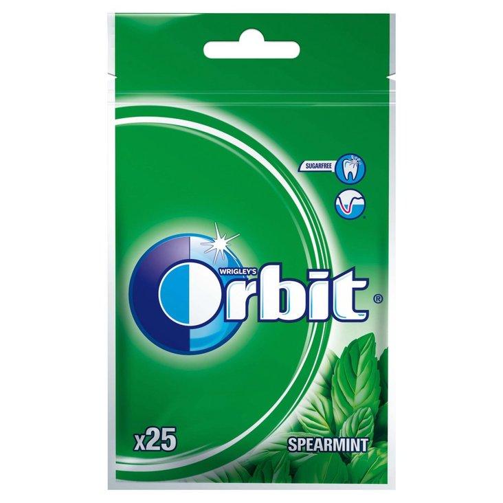 Orbit Spearmint Guma do żucia bez cukru 35 g (25 sztuk) (2)