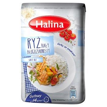 Halina Ryż biały długoziarnisty 1 kg (1)