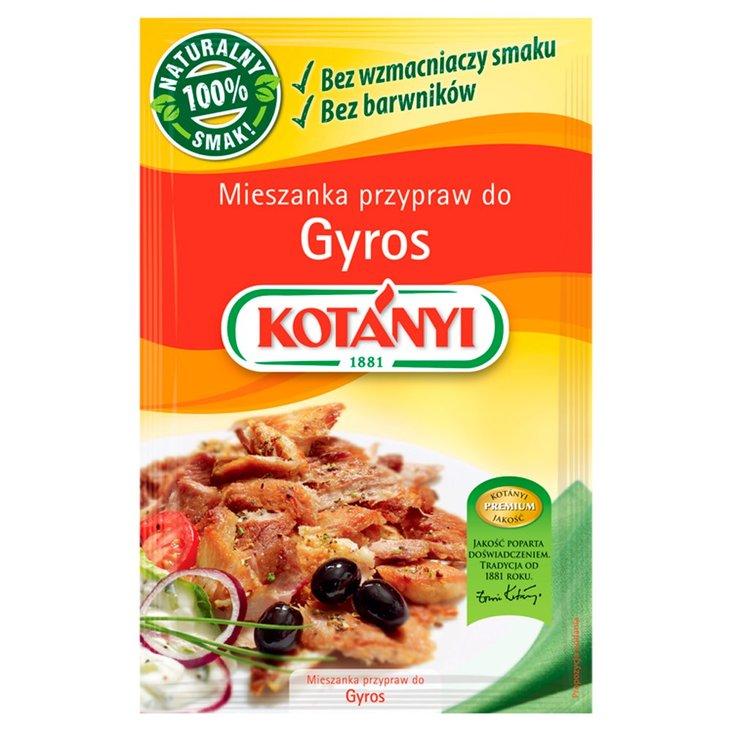 Kotányi Mieszanka przypraw do gyros 30 g (1)
