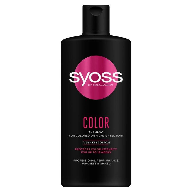 Syoss Color Szampon 440 ml (1)