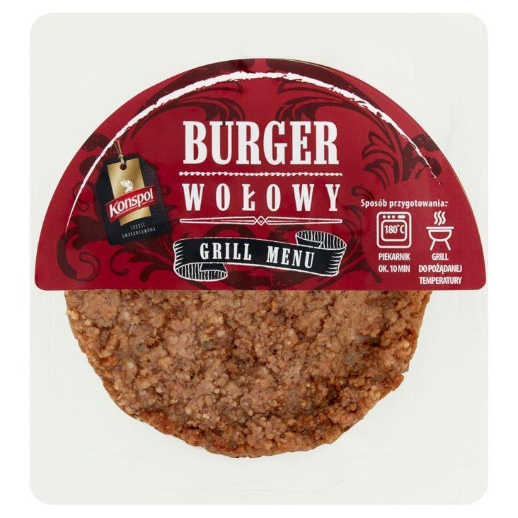 Konspol Burger wołowy 240 g (1)
