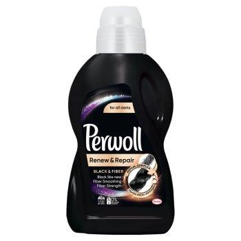 Perwoll Renew & Repair Black & Fiber Płynny środek do prania 900 ml (15 prań) (1)