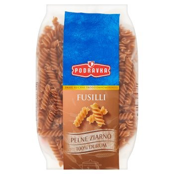 Podravka Smaki kuchni śródziemnomorskiej Fusilli Makaron 400 g (1)
