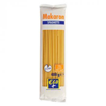 €.C.O.+  Makaron z kurkumą spaghetti 400g (1)