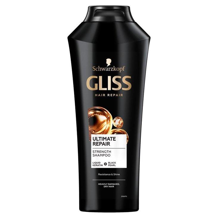 Gliss Ultimate Repair Szampon 400 ml (1)