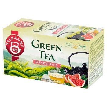 Teekanne Herbata zielona o smaku grejpfrutowym 35 g (20 x 1,75 g) (1)