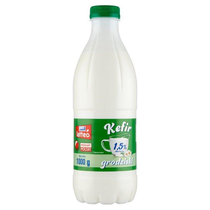 OSM Grodzisk Mazowiecki latteó Kefir grodziski 1,5% 1000 g (1)
