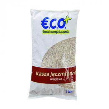 €.C.O.+  Kasza jęczmienna wiejska 1kg (1)
