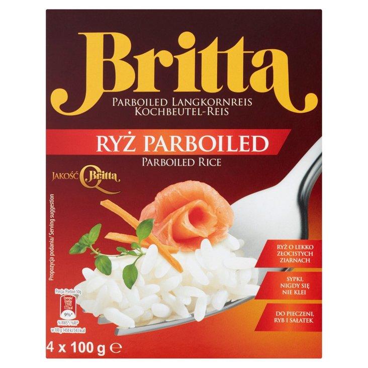 Britta Ryż parboiled 400 g (4 x 100 g) (2)