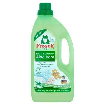 Frosch Żel do prania tkanin białych 1500 ml (22 prania) (1)